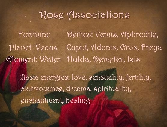 rose assoc. graphic