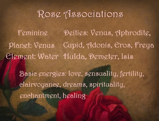 rose assoc. graphic