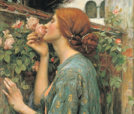 waterhouse_my_sweet_rose crop