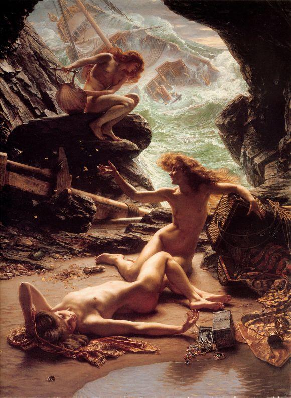 1200px-Sir_Edward_John_Poynter_—_Cave_of_the_Storm_Nymphs