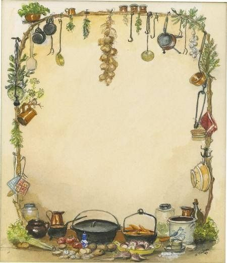 kitchen witch page