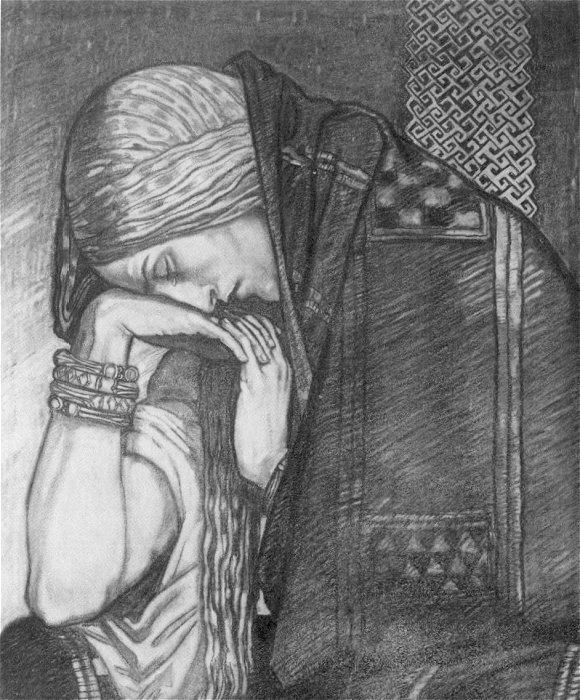 Deirdre of the Sorrows by John Duncan