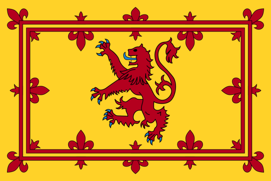 royal scottish flag